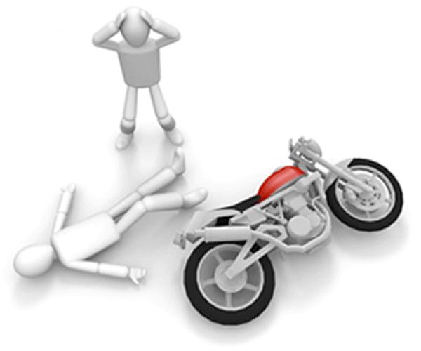 ケース別交通事故治療