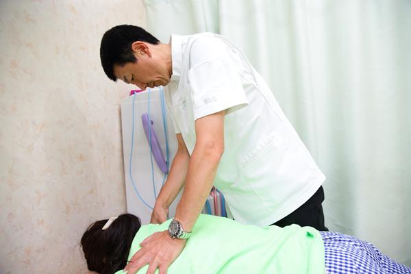 当院の交通事故治療